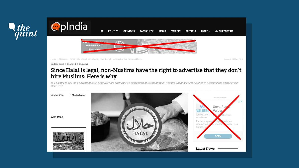 OpIndia Loses Ads After UK-Based 'Stop Funding Hate' Campaign