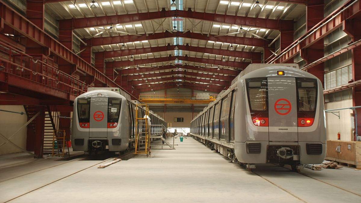 Delhi Metro Staff Prepared to Resume Services, Awaiting Orders