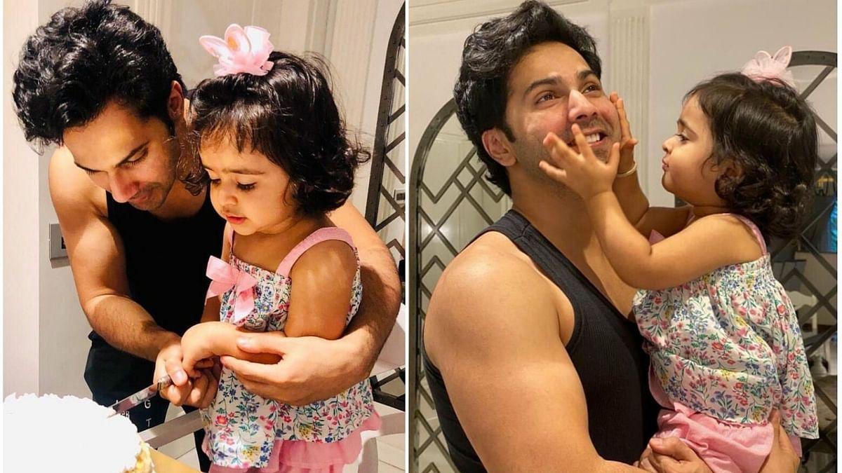 Varun Dhawan Celebrates Niece's Birthday During Lockdown