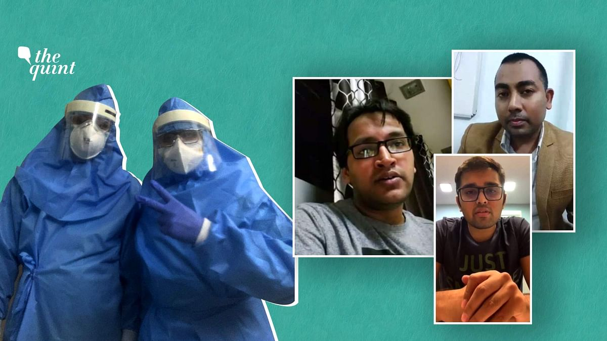 Watch: Mumbai Doctors Battling COVID-19 Share Their Experiences