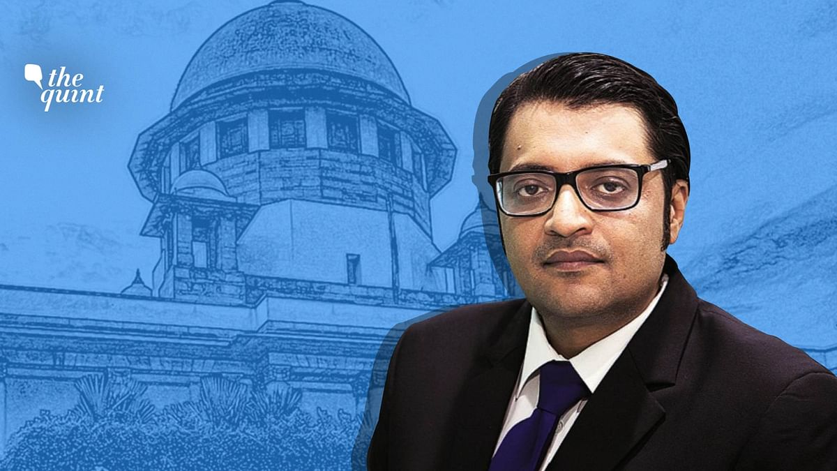 SC Rejects Arnab's Plea to Transfer Cases From Maha Police to CBI
