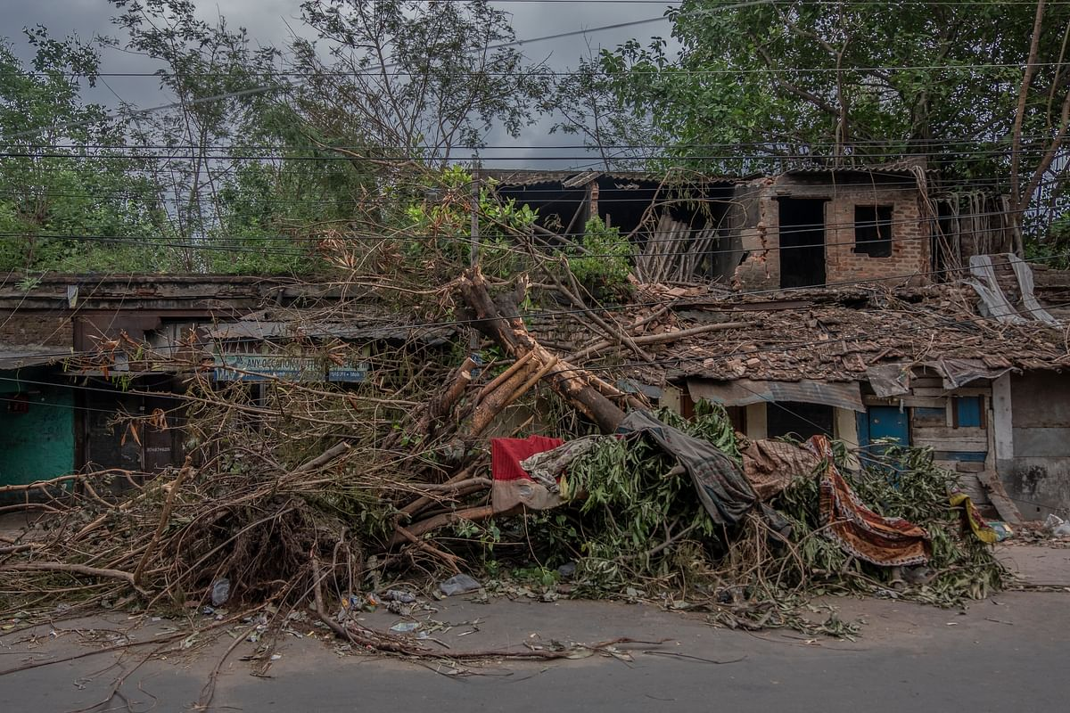 Although all sections of the society have suffered due to the cyclone.