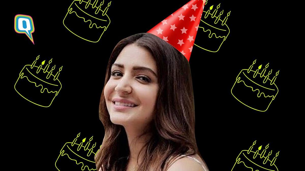Wishing Anushka Sharma a meme-ful birthday