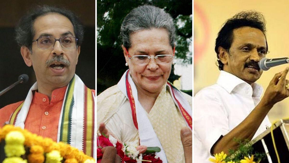 Sonia Gandhi Slams Govt's COVID-19 Response in Opposition Meet