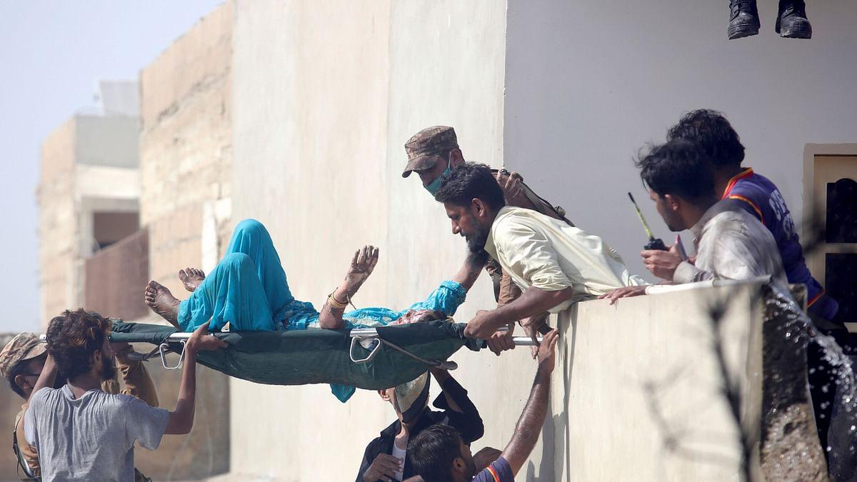 Plane Crash in Pakistan's Karachi Kills 97, Two Survive Mishap