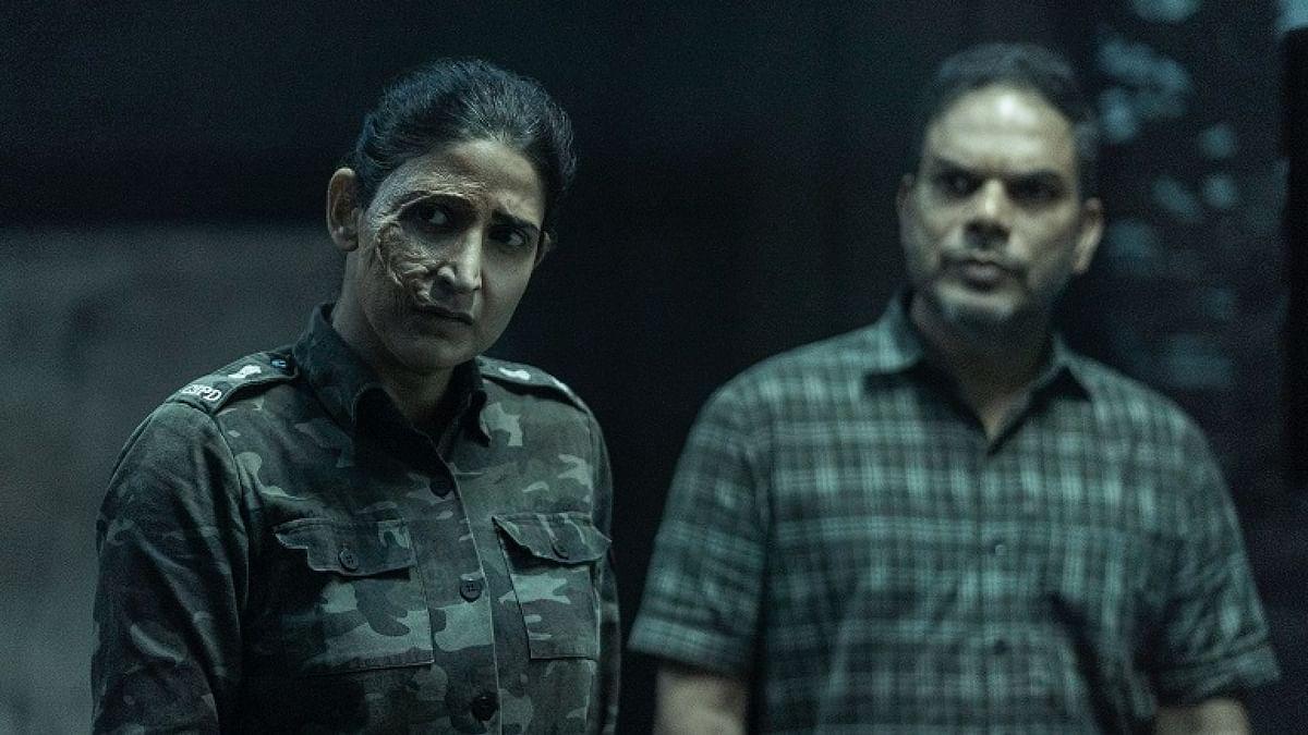 Aahana Kumra Reveals Her Look in Netflix's Zombie Series Betaal