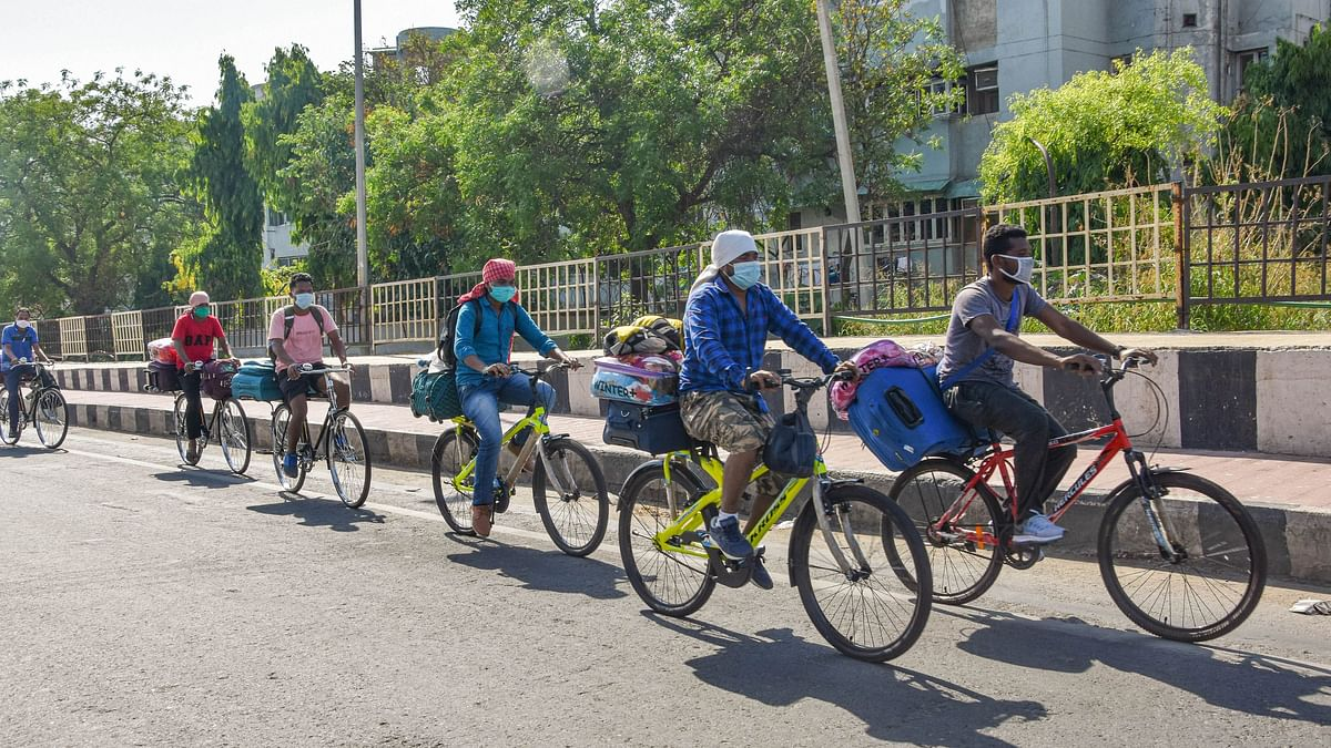 15-Year-Old Cycles to Hometown in 7 Days, CFI Calls Her For Trial