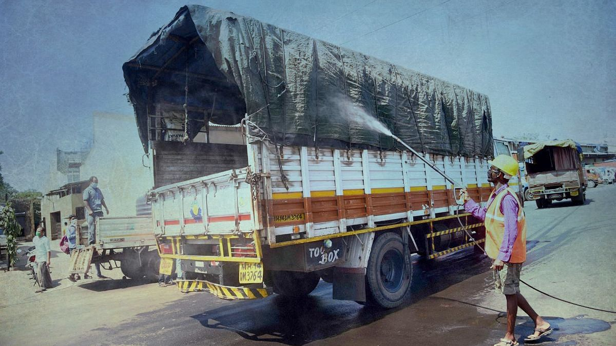WB Halting Essential Goods Trucks From Going to Bangladesh: MHA