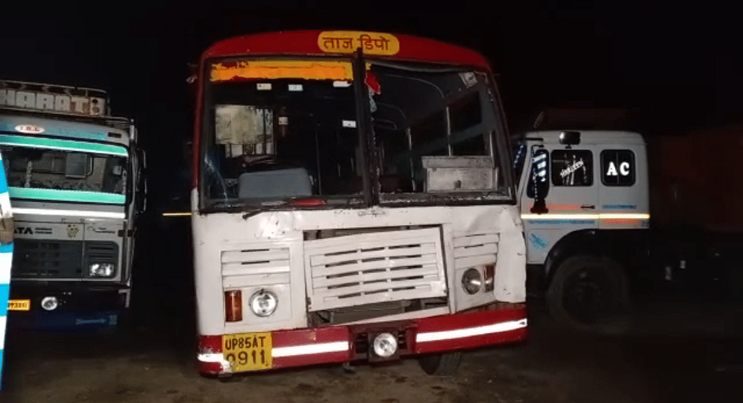 6 Killed As Bus Runs Over Migrant Workers Walking Home in West UP