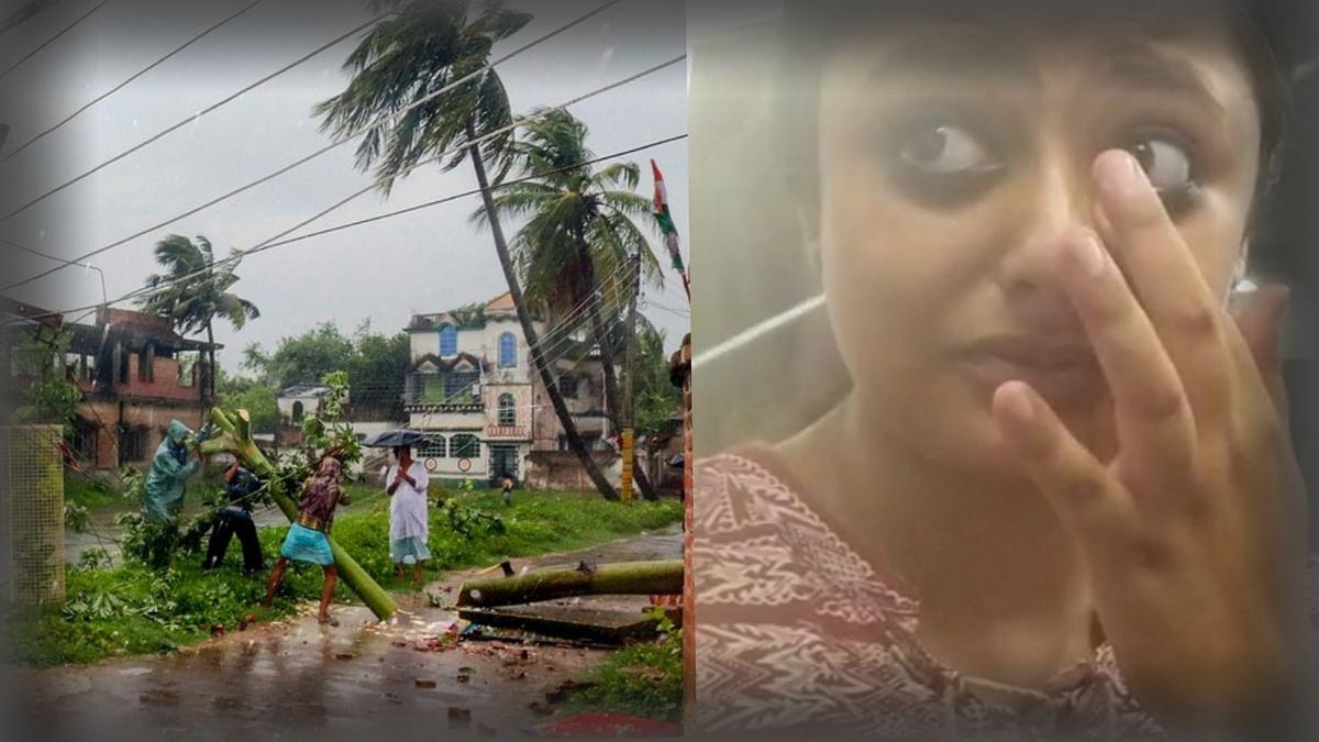 Vlog: Surviving Cyclone Amphan on Level 41 of A Kolkata High-Rise