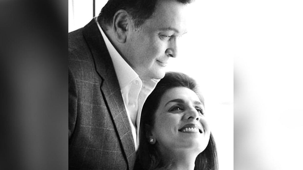 Neetu Thanks Doctors for Taking Care of Rishi Kapoor