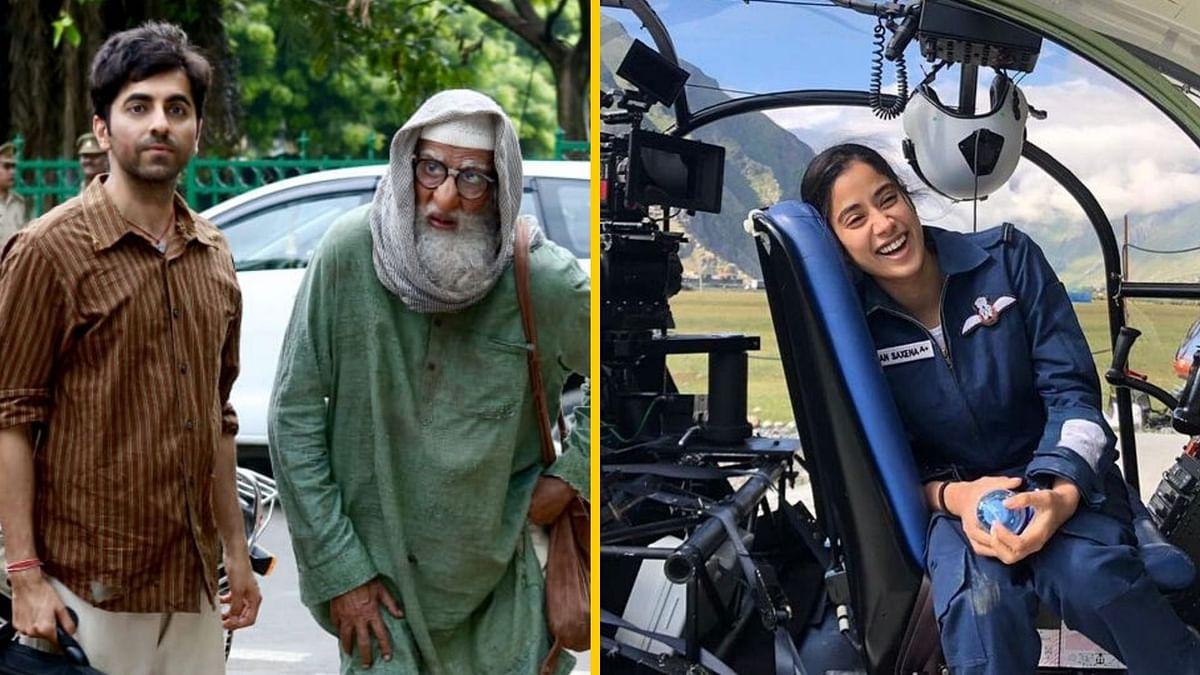 <i>Gulabo Sitabo </i>and <i>Gunjan Saxena: The Kargil Girl </i>are all set to have a digital release