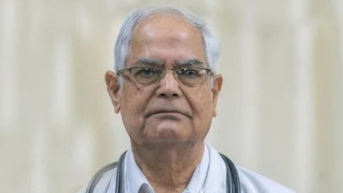 Senior AIIMS Doc Jitendra Nath Pande Dies of COVID-19 in Delhi