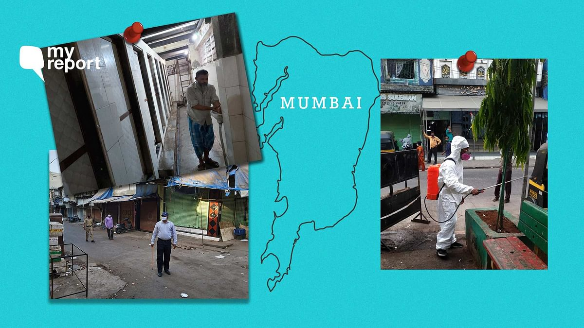 'Lest Authorities Act, Mumbai's Govandi Slum at  High COVID Risk'
