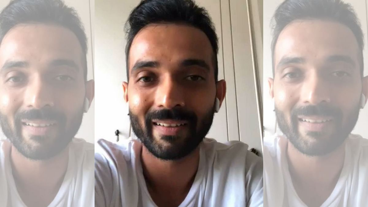 Rahane Talks About Difficulties He Faced Communicating in English