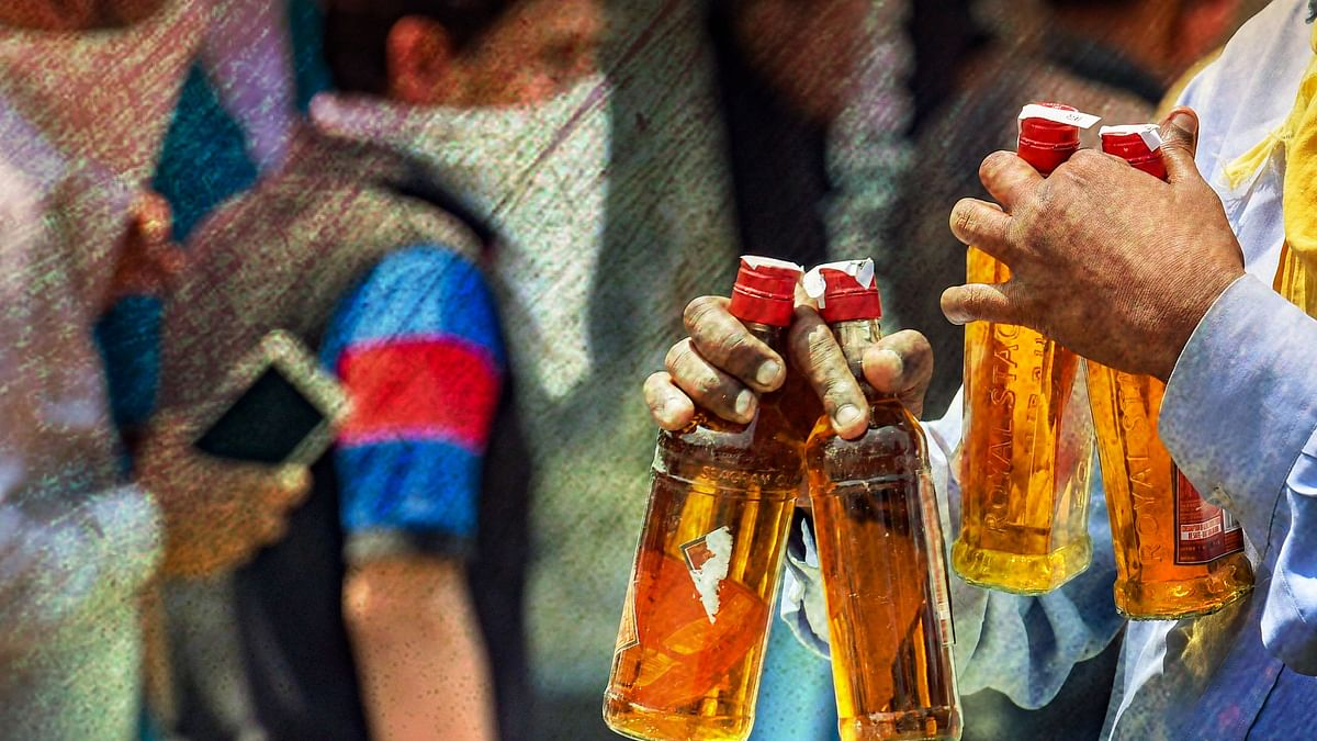 COVID-19: After 25% Hike, Andhra Raises Liquor Rates 50% Further
