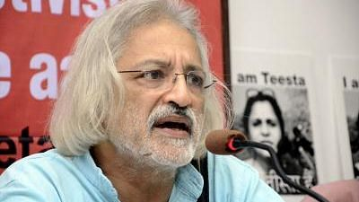 Filmmaker Anand Patwardhan.
