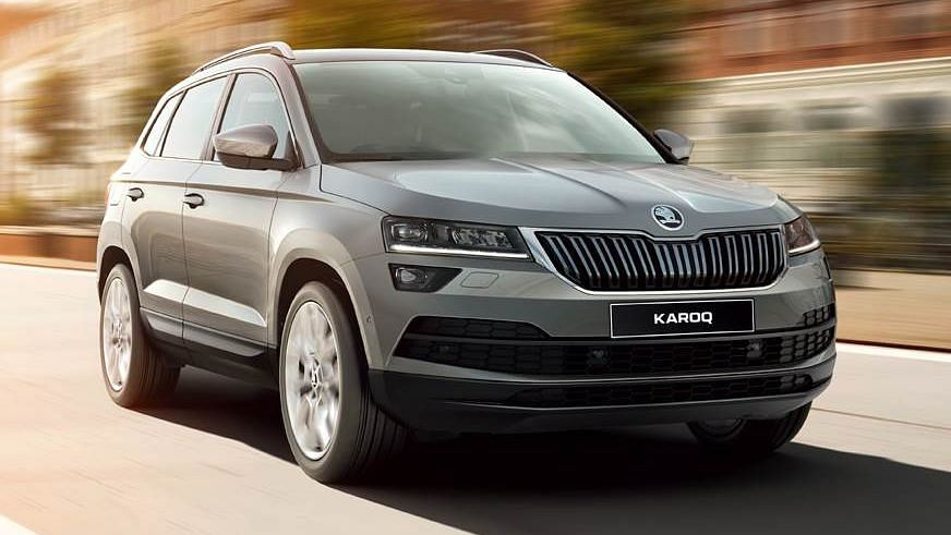 Bookings have opened for the Skoda Karoq.