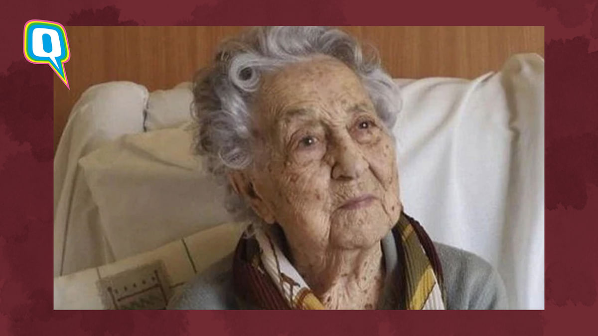 Spain's Oldest Woman Aged 113 Recovers From COVID-19