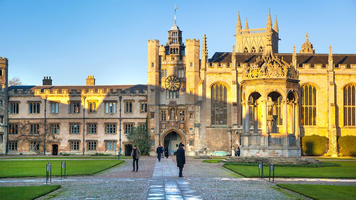 The University of Cambridge. Image used for representation only.