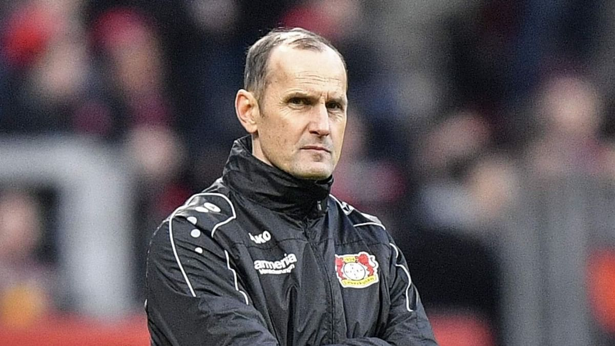 Heiko Herrlich will miss his club Augsburg's game this weekend after breaking the quarantine rules.