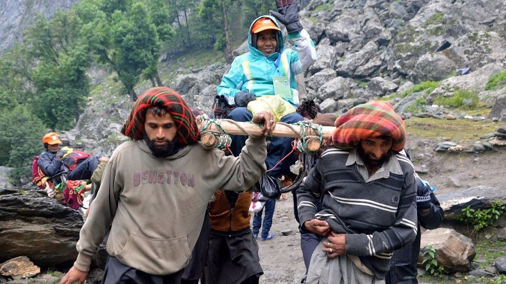 FAQ: Amarnath Yatra Amid COVID – Who is Allowed? What're New SOPs?