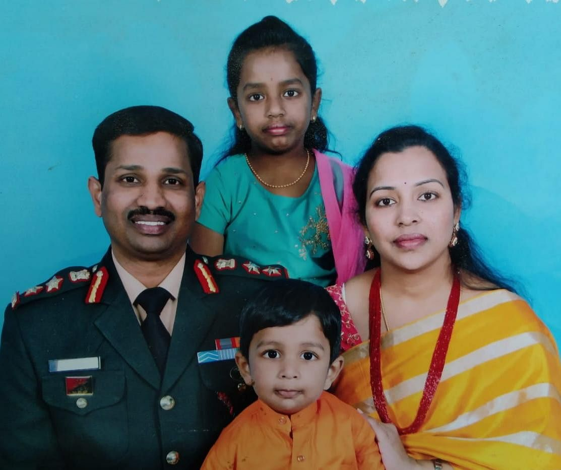 Babu is survived by his wife Santoshi and two children, aged 9 and 4 years, who live in Delhi.