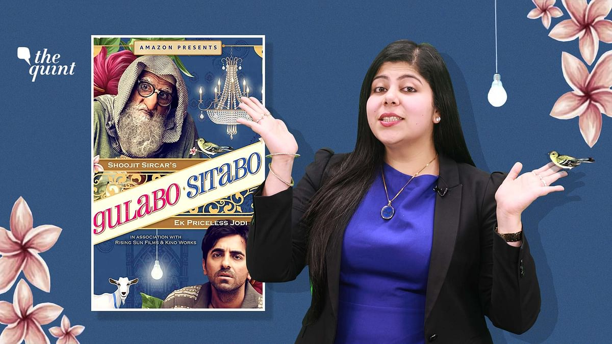 Despite Quirky Characters 'Gulabo Sitabo' Falters in Parts
