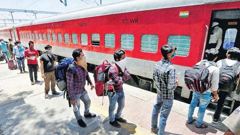 Provide Trains for Migrants in 24 Hrs If States Ask: SC to Centre.