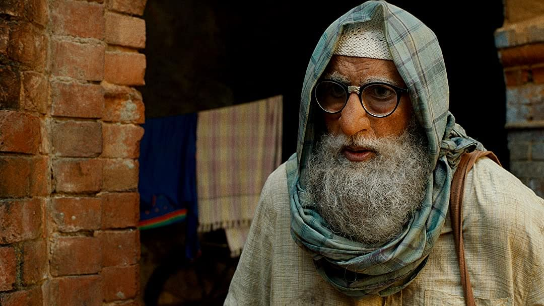 Amitabh Bachchan plays an aged Lucknow-based man in <i>Gulabo Sitabo.</i>