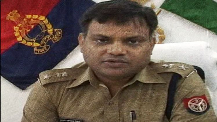 UP Cop Who Led Arrests In Cheating Racket Removed From Post