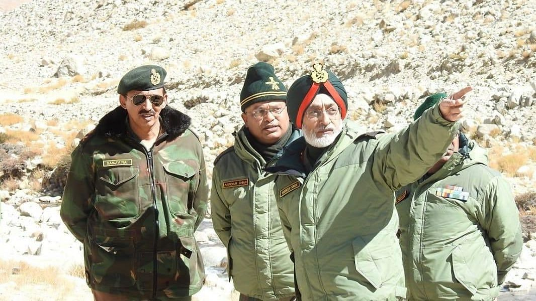 India's Rep at 6 June China Meet, Who's Lt Gen Harinder Singh?