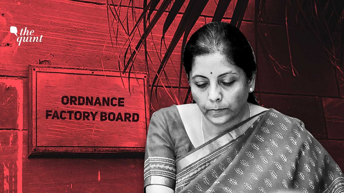 On 16 May, Finance Minister Nirmala Sitharaman approved the corporatisation of OFB to help improve its autonomy, efficiency, and accountability.