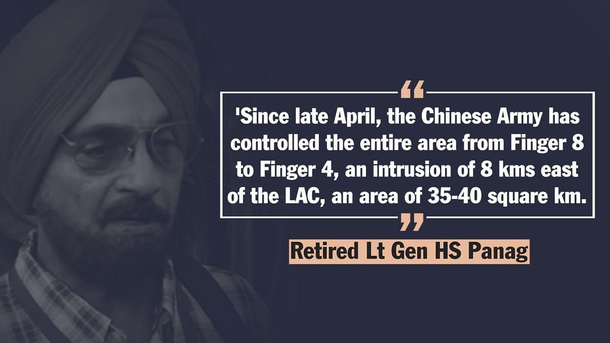 Does Modi's 'No Intrusion' Remark Ratify China's LAC Land-Grab?