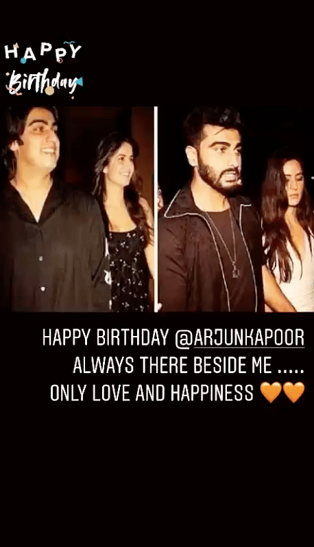 The Reason I Breathe: Anshula Posts Adorable Note on Arjun's B'Day