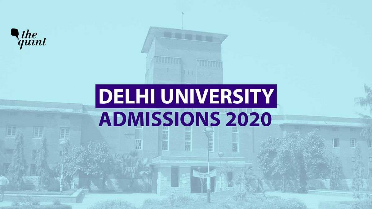 DU UG Admissions 2020: Over 4,800 Apply Under 2nd Cut-Off on Day 2