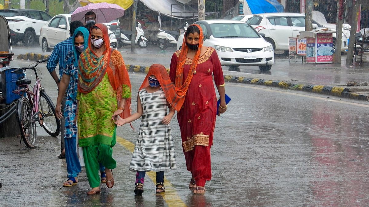 IMD Issues 'Orange' Alert for Northern States Ahead of Monsoon