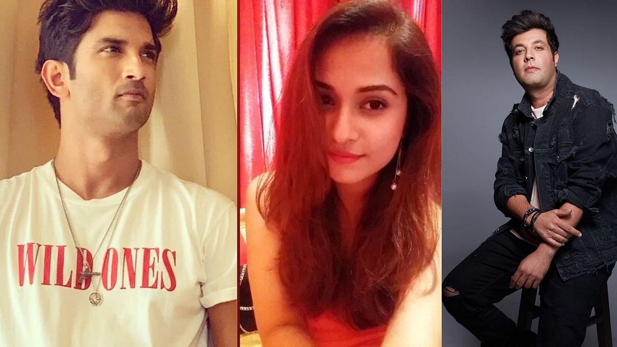Sushant Singh Rajput and Varun Sharma paid condolences to Disha Salian's family.