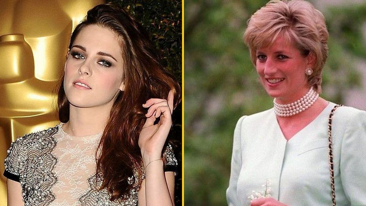 Kristen Stewart Set to Play Princess Diana in the Film 'Spencer'
