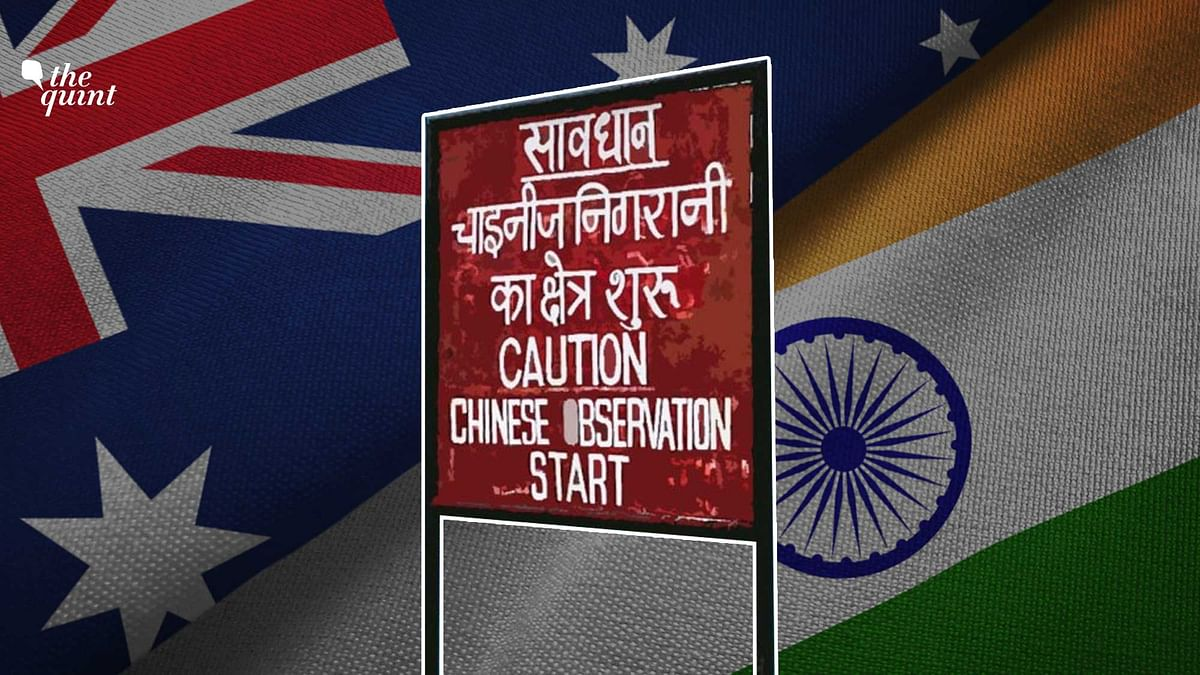 India & Aus Kick It Up a Notch as Chinese Army Perches Over Ladakh
