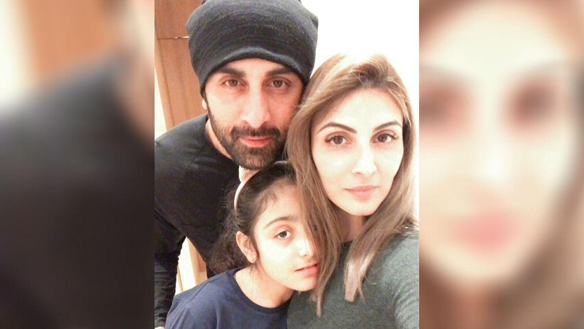 Ranbir & I Fight All the Time: Riddhima Kapoor
