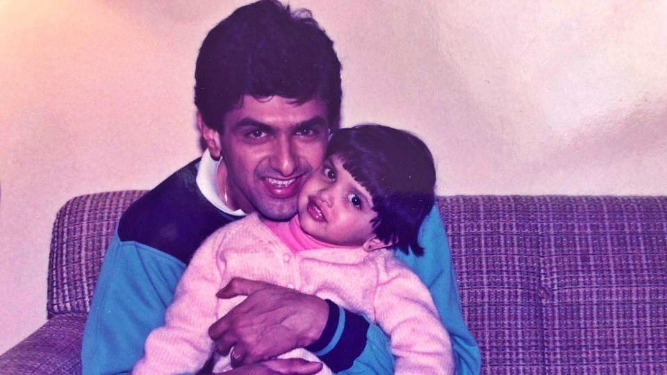 Greatest Off-Screen Hero: Deepika Wishes Father  on Birthday