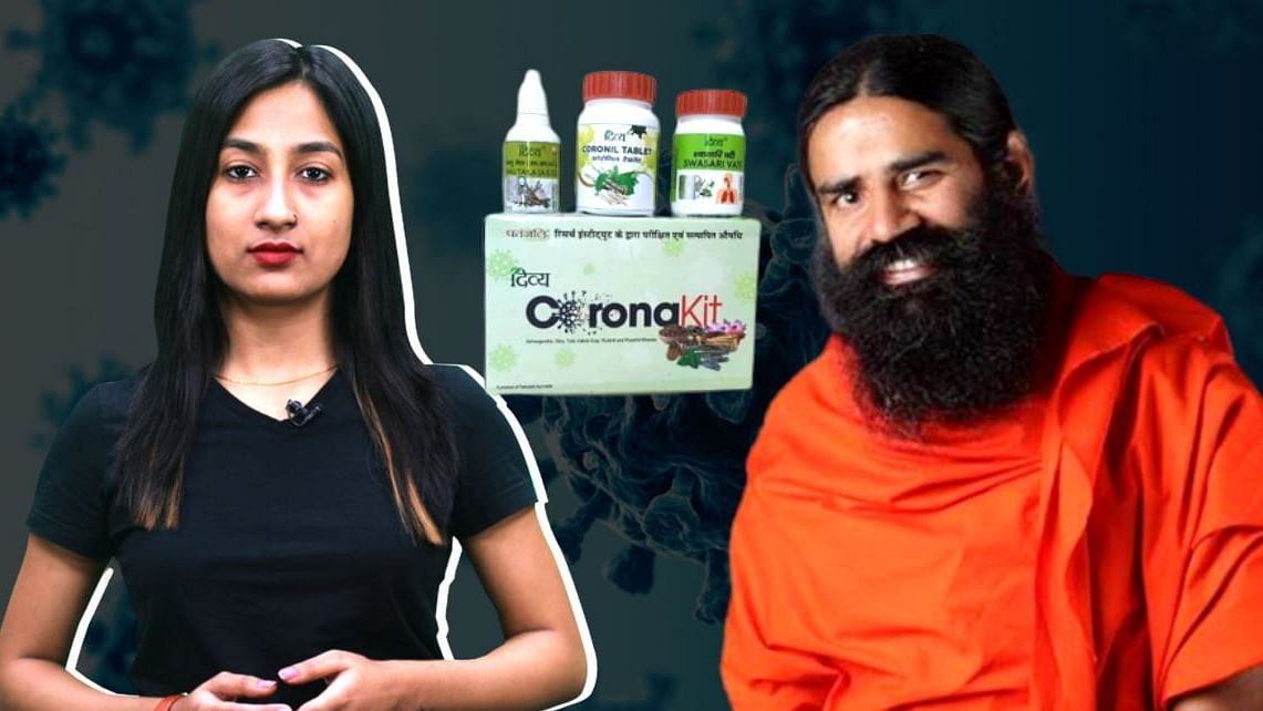 Ramdev Launches 'Miracle' COVID-19 Drug; Govt Raises Questions