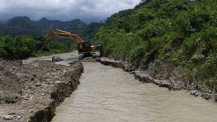 Bhutan Denies Reports Saying it Blocked Irrigation Water to Assam