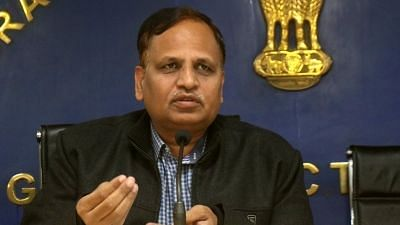 Satyendar Jain Tests Negative for COVID, Discharged From Hospital
