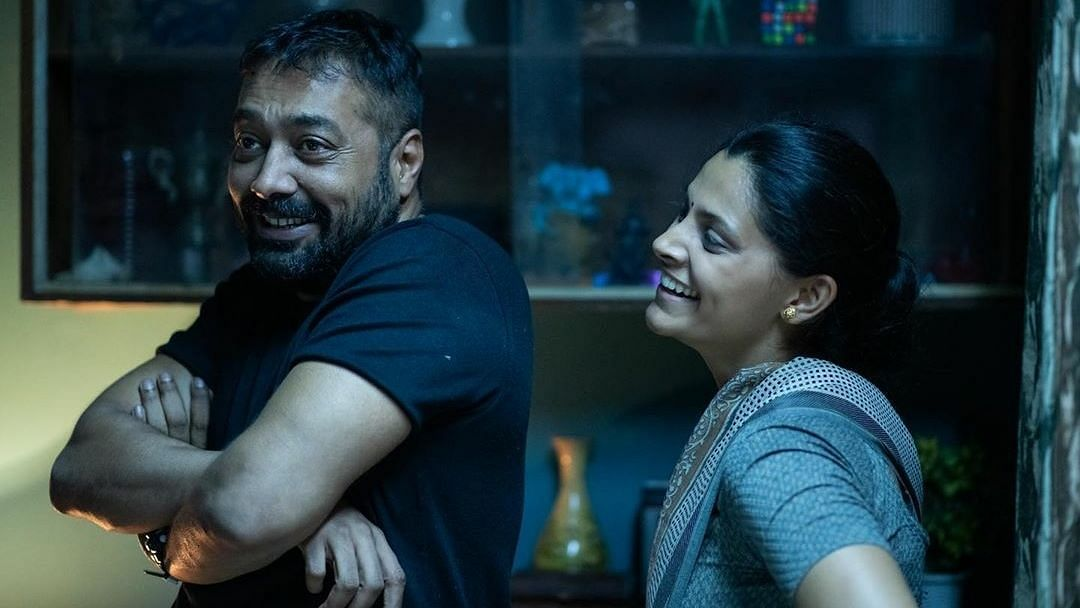 Re-Wrote 'Choked' After Demonetisation Failed: Anurag Kashyap