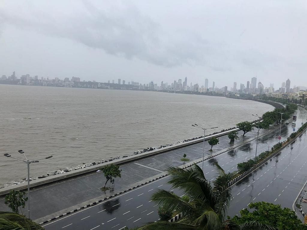 The day Cyclone Nisarga was supposed to hit Mumbai.