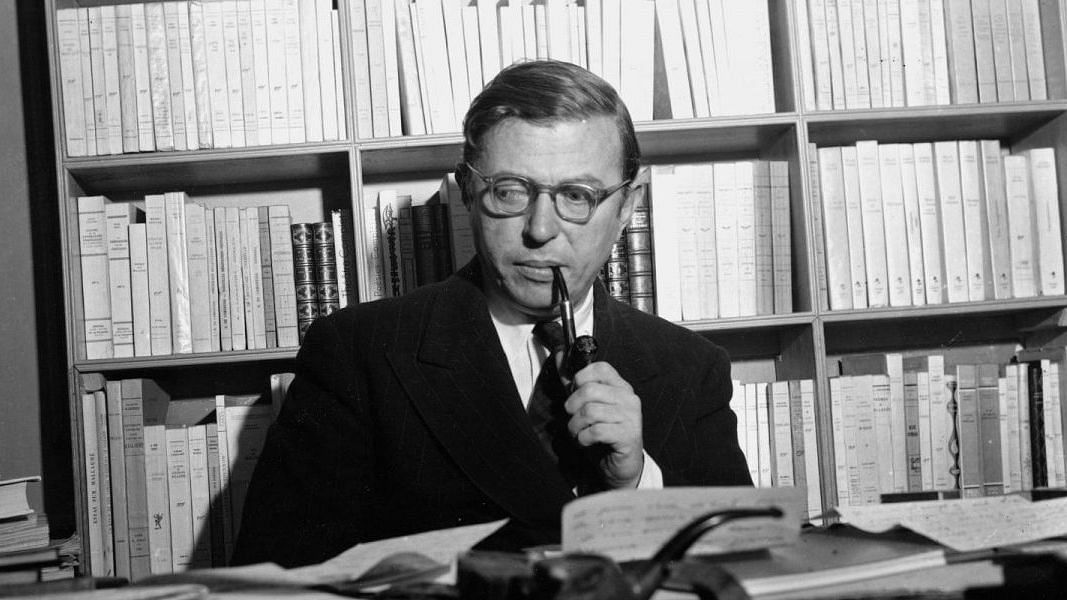 Sushant Singh Read Jean-Paul Sartre. Why is Sartre Still Relevant?
