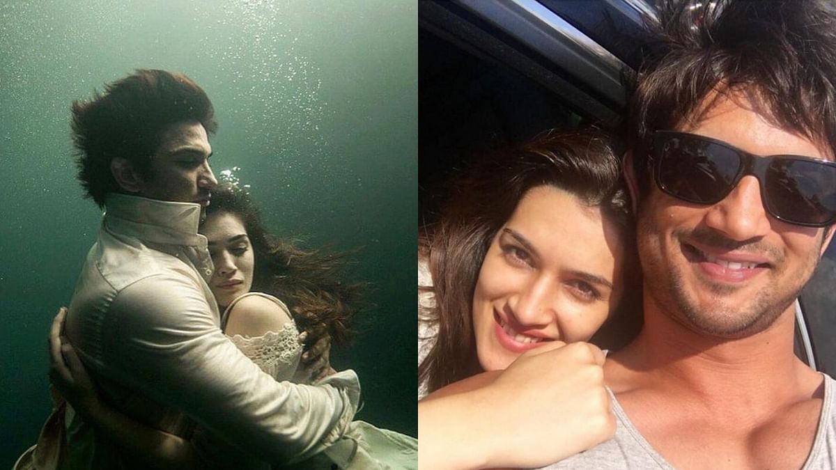 Wish I Could Fix What Was Broken: Kriti Mourns Sushant's Demise