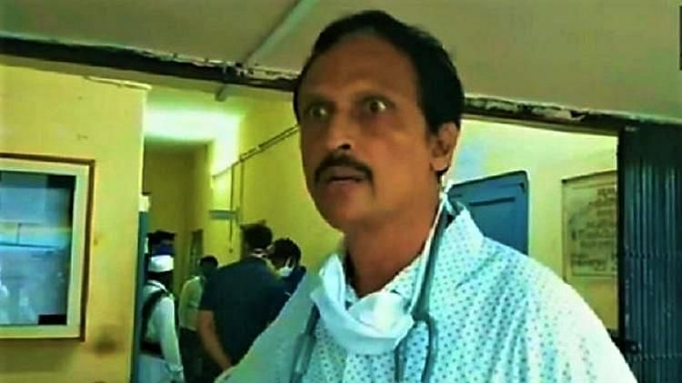 Andhra HC Orders Release of Dr Sudhakar From Psychiatric Hospital